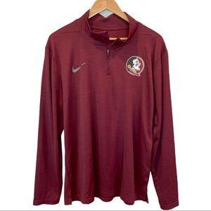 Nike FSU Dry Fit Core Half-Zip Pullover Jacket XL
